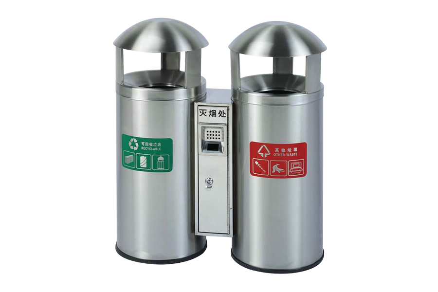 without outdoor trash bin doubleclass boxin BoXin company