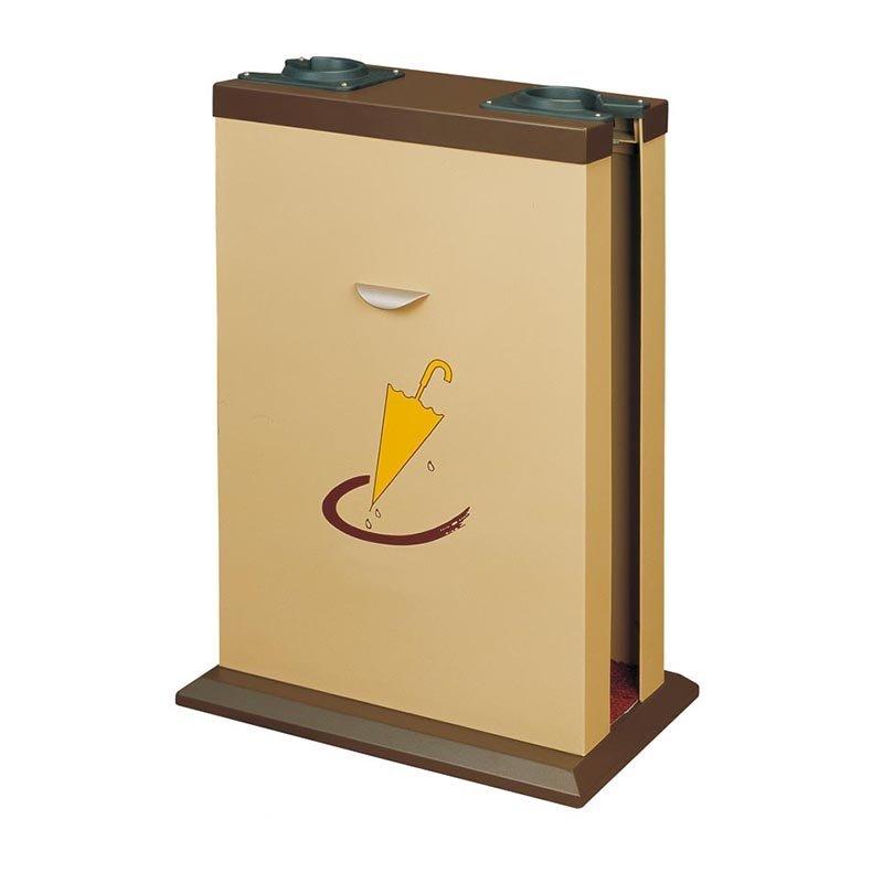 New multifunctional double umbrella bagging machine/ umbrella dryer