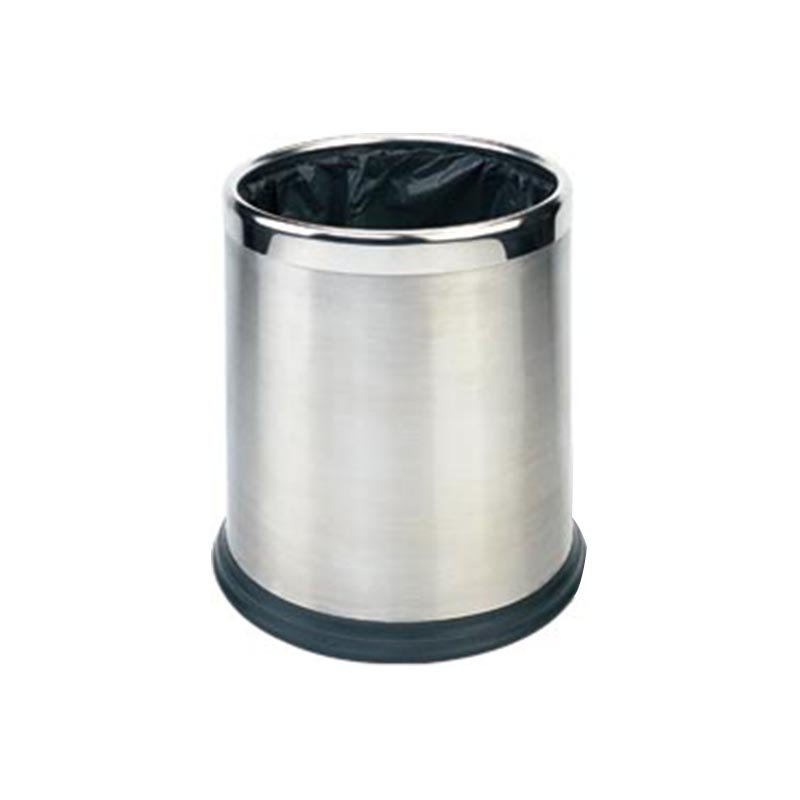 Chinese supplier top-selling wholesale small size decorative hotel room dustbin