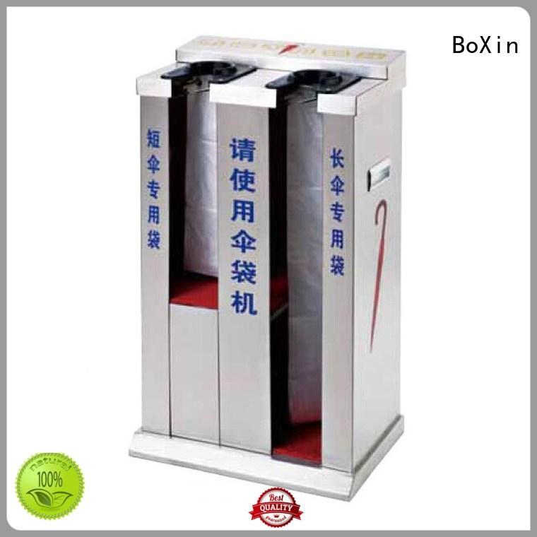 dispenser bag machine wet umbrella wrapping machine BoXin manufacture