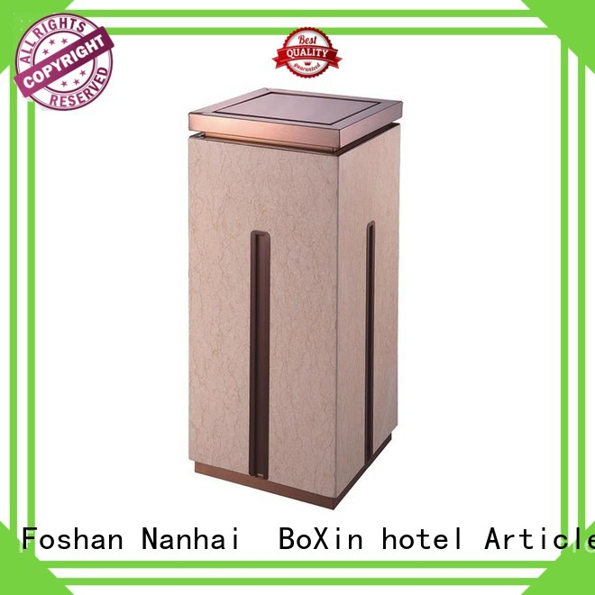 indoor garbage bins mobile can hotel trash can champagne company