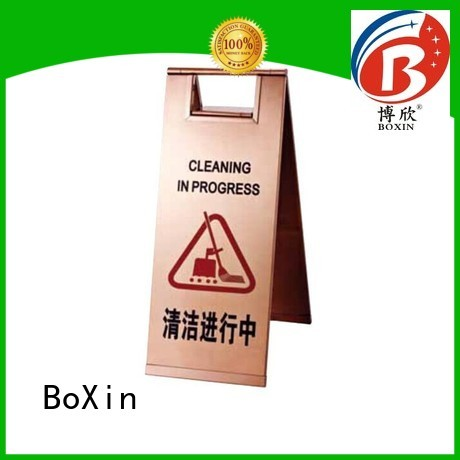 hotel sign parking dress hotel sign stand steel BoXin Brand