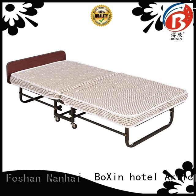 BoXin Brand folding mattress folding bed mattress metal