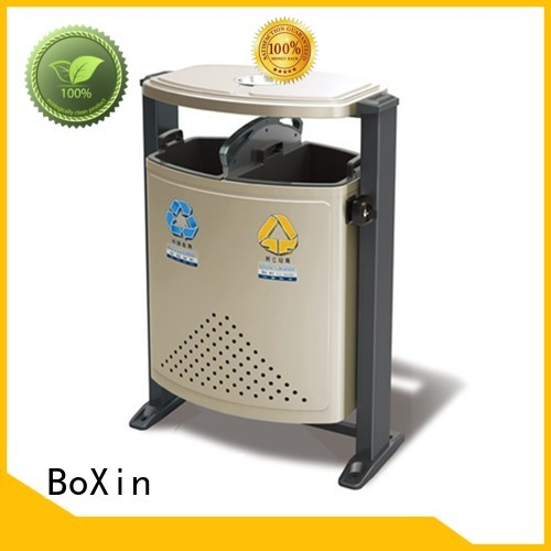 BoXin Brand quality chinese ash die outdoor trash bin