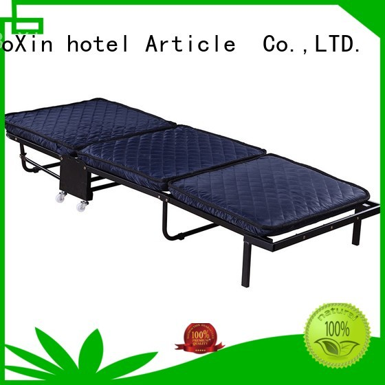 Wholesale single extra bed in hotel BoXin Brand