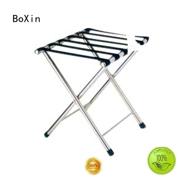 wooden luggage rack wooden racks room Warranty BoXin