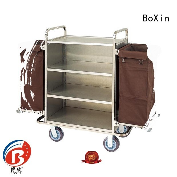 Quality BoXin Brand trolley hotel service trolley