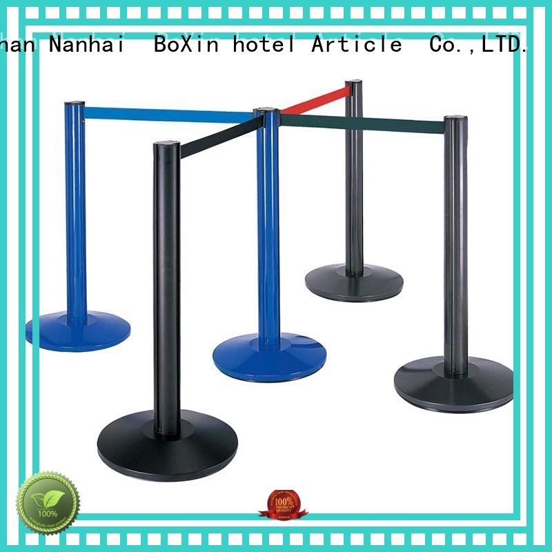 Wholesale tube queue crowd control stands BoXin Brand