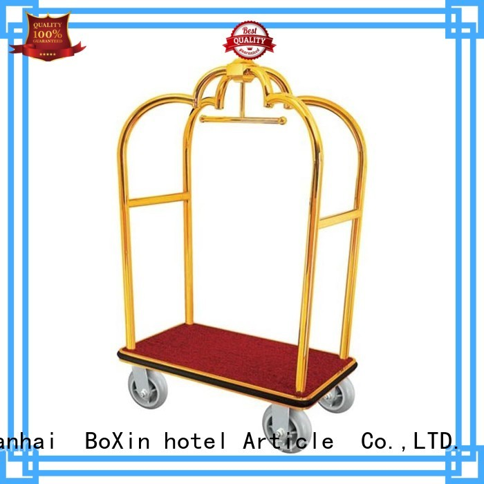 trolley hotel luggage trolley price cart BoXin company