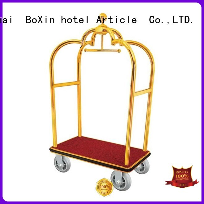baggage steel BoXin Brand luggage trolley cart