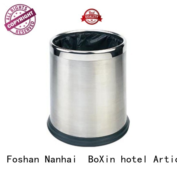 bedroom garbage can chinese hotel BoXin Brand room trash can