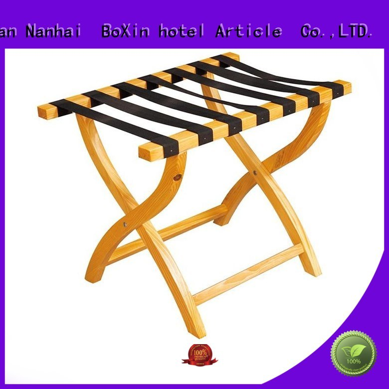 stand Custom carrier luggage rack folding BoXin