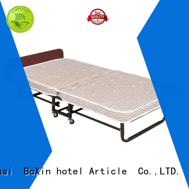 metal hospital hotels price BoXin Brand extra bed in hotel supplier
