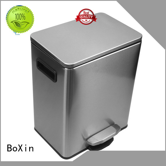 decorative chinese size dustbin bedroom garbage can BoXin Brand