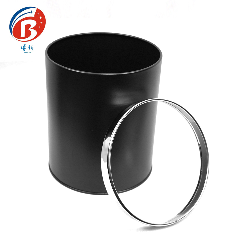 High quality stainless steel waste bin / dustbin / trash can