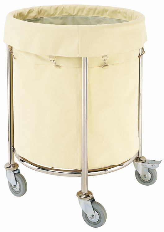 Laundry service trolley  trolley for towel towel cart