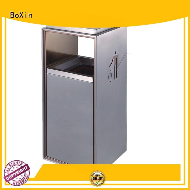 bxa001b function hotel trash can floor BoXin Brand company