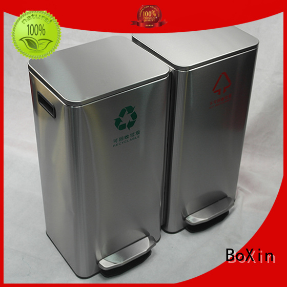 Quality BoXin Brand size room trash can