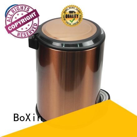 bedroom garbage can size decorative small BoXin Brand