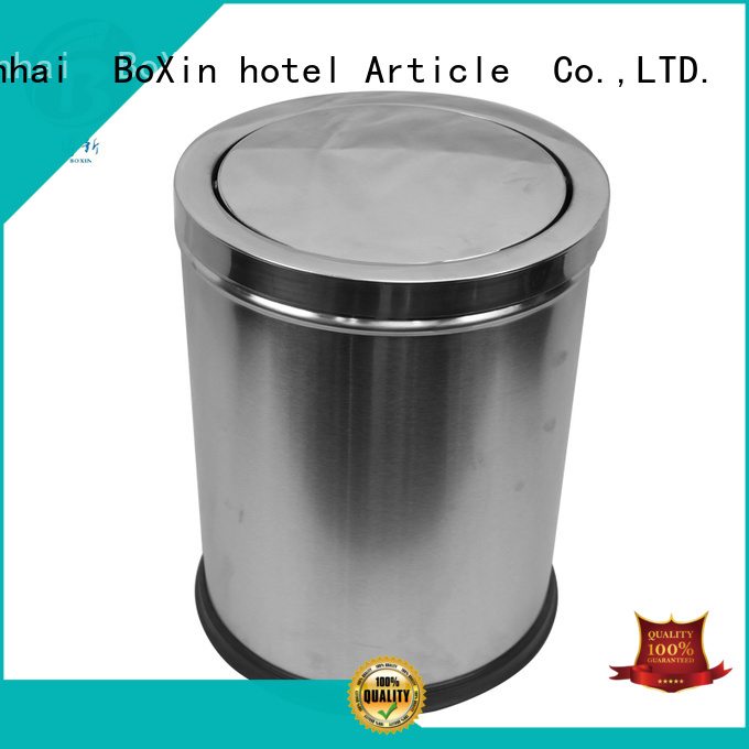 bedroom garbage can decorative BoXin Brand room trash can
